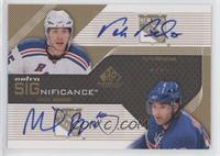 Petr Prucha, Nigel Dawes [EX to NM] #/25