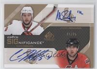 Andrej Meszaros, Chris Phillips /25