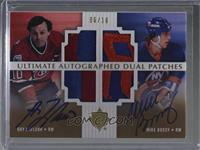 Guy Lafleur, Mike Bossy #/10