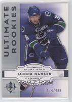 Jannik Hansen /499