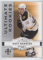 Matt Hunwick /499