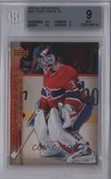 Carey Price [BGS 9 MINT]