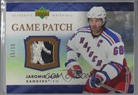 Jaromir Jagr [Noted] #/15
