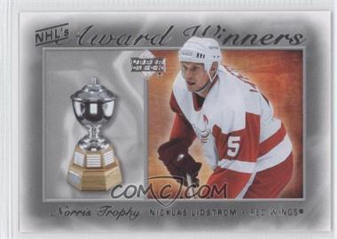 2007-08 Upper Deck - NHL's Award Winners #AW3 - Nicklas Lidstrom