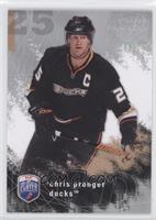 Chris Pronger #/25