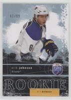 Erik Johnson #/99