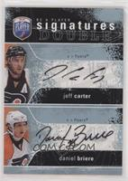Jeff Carter, Daniel Briere