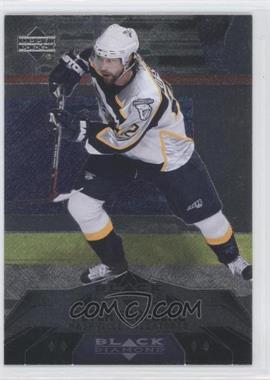 2007-08 Upper Deck Black Diamond - [Base] #178 - Peter Forsberg