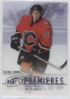 2007-08 Upper Deck Ice - [Base] #101 - Tomi Maki /1999
