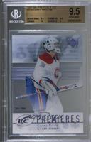 Carey Price /99 [BGS 9.5 GEM MINT]