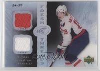 Nicklas Backstrom [Noted] #/25