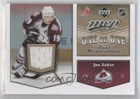 Joe Sakic, Peter Forsberg