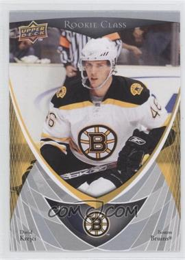 2007-08 Upper Deck Rookie Class - Box Set [Base] #23 - David Krejci