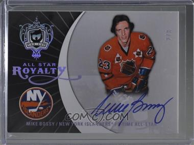 2007-08 Upper Deck The Cup - All-Star Royalty #ASR-BO - Mike Bossy /8
