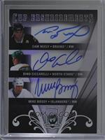 Dino Ciccarelli, Cam Neely, Mike Bossy /10