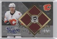 Alex Tanguay [Noted] #/10