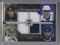 Marc-Andre Fleury, Alexander Ovechkin, Rick Nash, Sidney Crosby /10