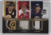 Dino Ciccarelli, Cam Neely, Mike Bossy [Noted] #/10