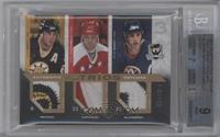 Dino Ciccarelli, Cam Neely, Mike Bossy /10 [BGS 9]
