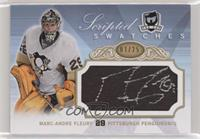 Marc-Andre Fleury [Noted] #/25
