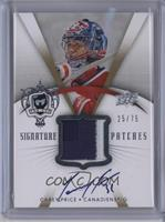 Carey Price [Noted] #/75