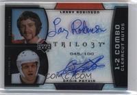 Larry Robinson, Denis Potvin /100