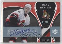 Dany Heatley #/10