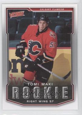2007-08 Victory - [Base] #206 - Tomi Maki