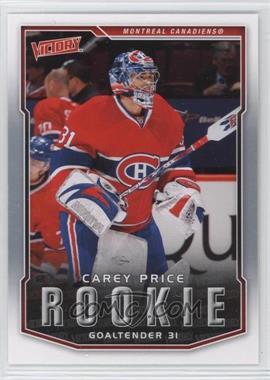 2007-08 Victory - [Base] #303 - Carey Price