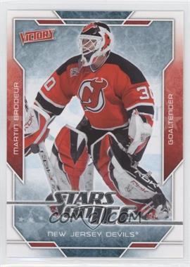 2007-08 Victory - Stars on Ice #SI30 - Martin Brodeur