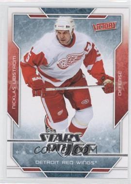 2007-08 Victory - Stars on Ice #SI5 - Nicklas Lidstrom