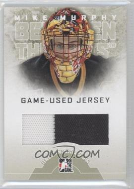 2008-09 In the Game Between the Pipes - Game-Used Jersey #GUJ-25 - Mike Murphy /90