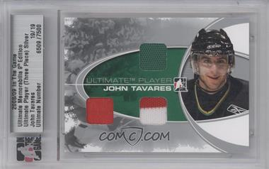 2008-09 In the Game Ultimate Memorabilia 9th Edition - [???] #6509 - John Tavares /19