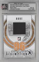 Pavel Bure [Uncirculated] #/19