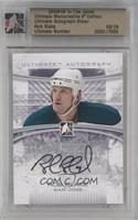 Rob Blake [Uncirculated] #/24