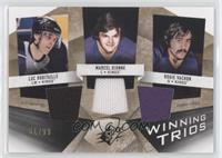 Luc Robitaille, Marcel Dionne, Rogie Vachon /99