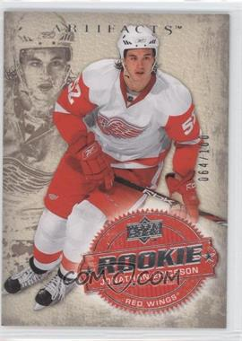 2008-09 Upper Deck Artifacts - [Base] - Silver #239 - Jonathan Ericsson /100