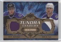 Jack Johnson, Rob Blake #/35