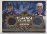 Jack Johnson, Rob Blake #/25