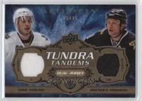 Mike Ribeiro, Brenden Morrow #/25