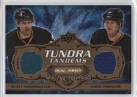 Scott Niedermayer, Chris Pronger /100