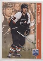 Scott Hartnell #/15
