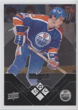 2008-09 Upper Deck Black Diamond - [Base] #176 - Quadruple Diamonds - Mark Messier