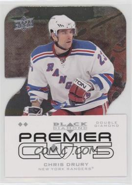2008-09 Upper Deck Black Diamond - Premier Die-Cuts #PDC24 - Chris Drury