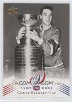 Coupe Stanley Cup (Jacques Plante)