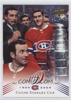 Coupe Stanley Cup (Montreal Canadiens Team)