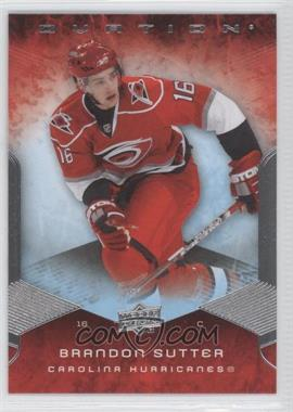 2008-09 Upper Deck Ovation - [Base] #161 - Brandon Sutter