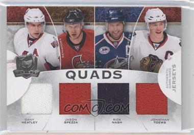 2008-09 Upper Deck The Cup - [???] #CJ4-HSNT - Rick Nash /10