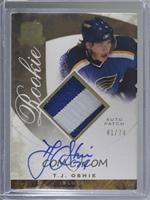 T.J. Oshie [EX to NM] #/74