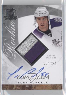 2008-09 Upper Deck The Cup - [Base] #110 - Teddy Purcell /249